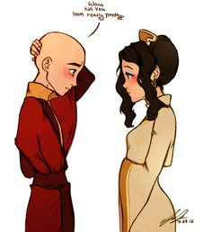 Aww Tenzin. She takes after her mother.