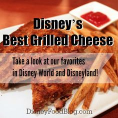 Best Grilled Cheese