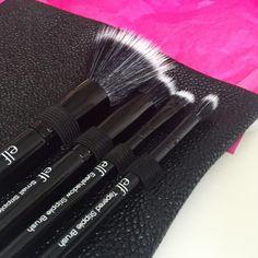 Elf Italia: blush, rossetto e pennelli  #Review #Photo #Swatches #letentazionidilaura #beautyblogger #ibblogger #brush #makeup @elfcosmeticsita