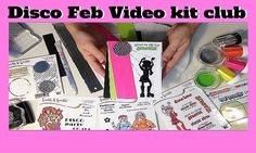 Disco Feb Video Kit by Demo Donna