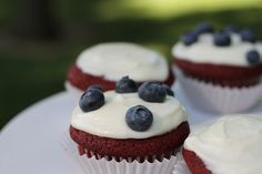 Red Velvet Cupcakes | Brittany's Pantry Simple and classic, these will become your most reached for recipe for red velvet!