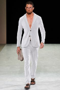 Giorgio Armani | Spring 2015 Menswear Collection | Style.com Zippertravel.com Digital Edition