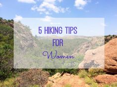 5 Hiking Tips for Women #sp