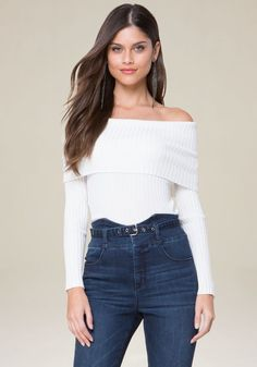 ec1549098088a 21 Best Sophisticated White Crop Top images