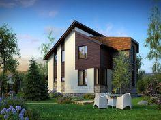 Thiết kế nhà vườn đẹp - Nhà vườn với không gian rộng lớn thỏa sức vui chơi