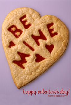 Customize these cut-out cookies to give all of your Valentines a personalized treat.
