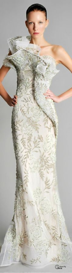 See more about couture dresses, haute couture and couture. white
