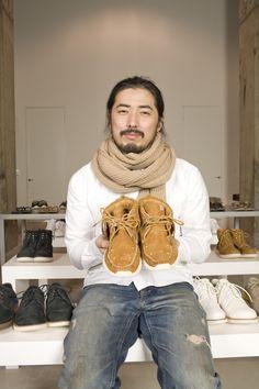 Hiroki Nakamura #visvim