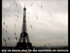 Zaz - La pluie (No video but a really pretty song. Music Film, Music Songs, My Music, Music Videos, French Songs, World Languages, Foreign Languages, French Classroom, Teaching French