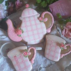 Tea cookies by Teri Pringle Wood
