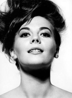 Natalie Wood for Vogue by Bert Stern (1964)