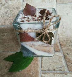 Handgemachte Kerze, Kaffee Vanille     #Handgemachtes #Kerze #selbstgemacht #Geschenk Container, Desserts, Ebay, Food, Vanilla, Flameless Candles, Kaffee, Homemade, Gifts
