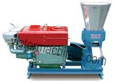 Animal feed pellet mill machine becomes more and more popular and widely used in small medium poultry farm and home use for pelleting livestock pelleted feed.this type animal feed pelleting machinery has four wheels which is movable - See more at: http://victormachinez.com/feed-pellet-mill/