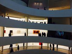 Guggenheim #NYC Empire State Of Mind, Nyc, New York City