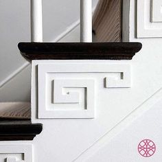 """88 Likes, 10 Comments - O'verlays (@myoverlays) on Instagram: """"Fretwork Friday! All about the details! Give your stairs something nice to wear to the party too!…"""""""