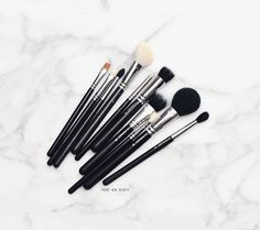 MAC-makeup-face-eye-brushes-review-overview