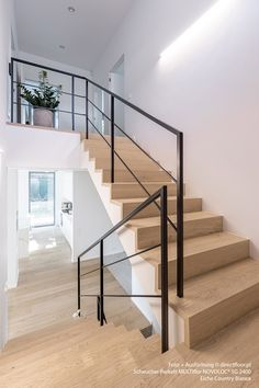 Home Interior Design, Interior Architecture, House Stairs, Staircase Design, Dining Room Design, Home Deco, Home Fashion, Future House, Sweet Home