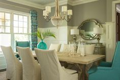 Minnesota Residence transitional-dining-room