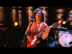 Alabama Shakes - Hold On live on Conan
