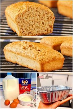 Como preparar pão fit - Dulkan no liquidificador
