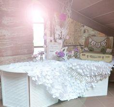 Geschenketisch für Hochzeit im Jagdschloss Platte Wiesbaden