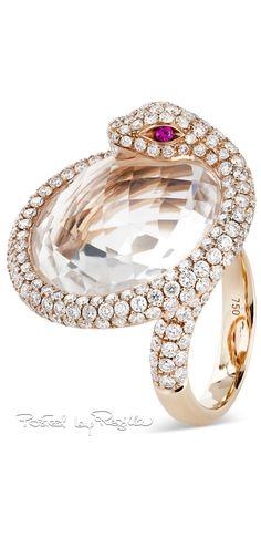 Rosamaria G Frangini | High Animal Jewellery | Regilla ⚜ Roberto Coin, Italy