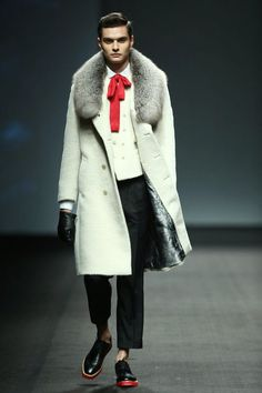 Istituto Marangoni Fall Winter 2015 Otoño Invierno Shanghai Fashion Week  #Tendencias #Moda Hombre #Trends #Menswear  M.F.T.