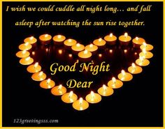 Romantic Good Night Messages Images: Say good night to your lover with sweet quotes & image that give her/him a tingle. You will be amazed at how a sweet message can reap massive rewards in the form of hugs and kisses when you meet next. To save the image right click on image & save … Continue reading 21 Romantic Good Night Messages Images : For Lovers