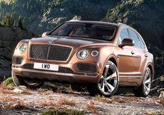 Bentley, a Francoforte il supersuv Bentayga da 301 km/h © Ufficio Stampa Bentley