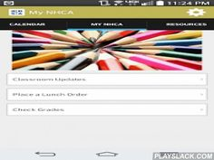 The Official NHCA App  Android App - playslack.com , Keep up to date with events, news, grades, and information with the official app of North Heights Christian Academy, Roseville, MN. The Official NHCA App allows you to organize your day and access NHCA information anywhere you go.Features include:• Campus Map – Find your way around campus• Lunch Menu – Check the monthly lunch menu• Jupiter Grades – Access all of your class assignments and grades• Access information posted by your child's…