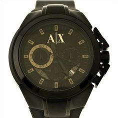 ARMANI EXCHANGE Watch  http://www.propertyroom.com/l/armani-exchange-watch/9462978