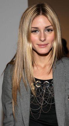 Olivia P. Blonde Hair