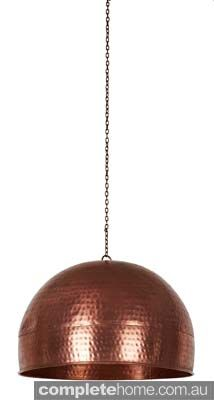 TREND ALERT: Chic Copper.  Move over silver and gold. Embrace the #copper trend in your home