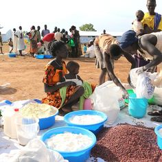 We Must Respond to South Sudan Famine