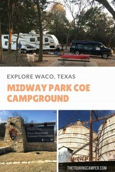 Score a cheap, full hook-up site in Waco where you'll be just minutes from all the fun this Texas town has to offer.