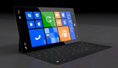 Should Microsoft bring out a Surface phone, after their tablet success? We have a nice concept video to show you, giving you an taster of what it could look like. We're loving that flip keyboard cover idea.