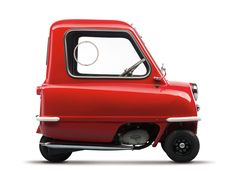 Rocketumblr | carsinstudio: Peel P50 (1964)