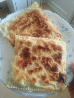 a delicious turkish pancake