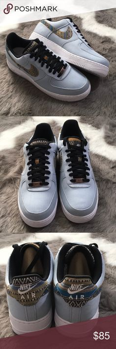 NWT Nike Air Force 1 '07 LV8 Afro Punk Sz 9.5 NWB Nike Air Force 1 '07 LV8 Sneakers size 9.5. Comes with box Nike Shoes Sneakers