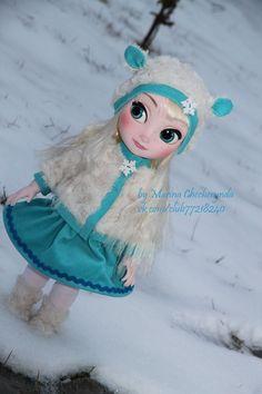 Doll Clothes / Disney Animator  Doll Elsa