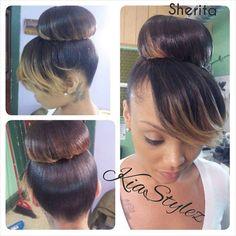 My next hair style.