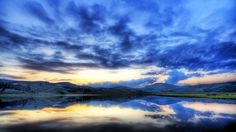 Yellowstone Lake, Wyoming