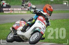 Indonesia Scooter Championship round 2, Sentul International Karting Circuit..