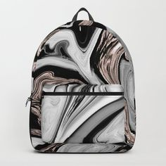 """Designing our premium Backpacks is a meticulous process, as Artists have to lay out their artwork on each component. One size fits all men and women, with heavy-duty construction that's able to handle the heavy lifting for all your school and travel needs.       - Standard unisex size: 17.75"""" (H) x 12.25"""" (W) x 5.75"""" (D)    - Crafted with durable spun poly fabric for high print quality    - Interior pocket fits up to 15"""" laptop    - Padded nylon back and bottom    - Adjustable shoulder straps Cute Mini Backpacks, Stylish Backpacks, Fashion Bags, Fashion Backpack, Mochila Jansport, Aesthetic Bags, Mini Mochila, Designer Backpacks, Girls Bags"""