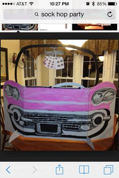 decoration ideas grease themed party - Get Lots of Fun With Grease Themed Party u2013 Home Party Theme Ideas & 50s themed decorations - Google Search | Balloons - Sock Hop ...