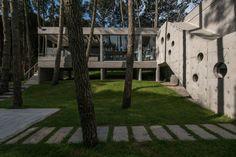 Kuvasz house / Estudio Galera