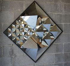 Diamond Mirror by Verner Panton image 3