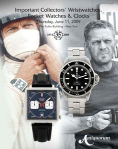 He knows his watches: Tag Heuer, Rolex Steve Mcqueen Rolex, Steve Mcqueen Le Mans, Steve Mcqueen Style, Cool Watches, Rolex Watches, Watches For Men, Tag Watches, Rolex Submariner, Steeve Mac Queen