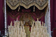 Solemne misa Pontifical de la Coronación de María Stma. De la Victoria. Fotos de Valentín López.