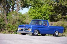 1962 Ford F100 Unibody pickup hot rod rods custom classic wallpaper background